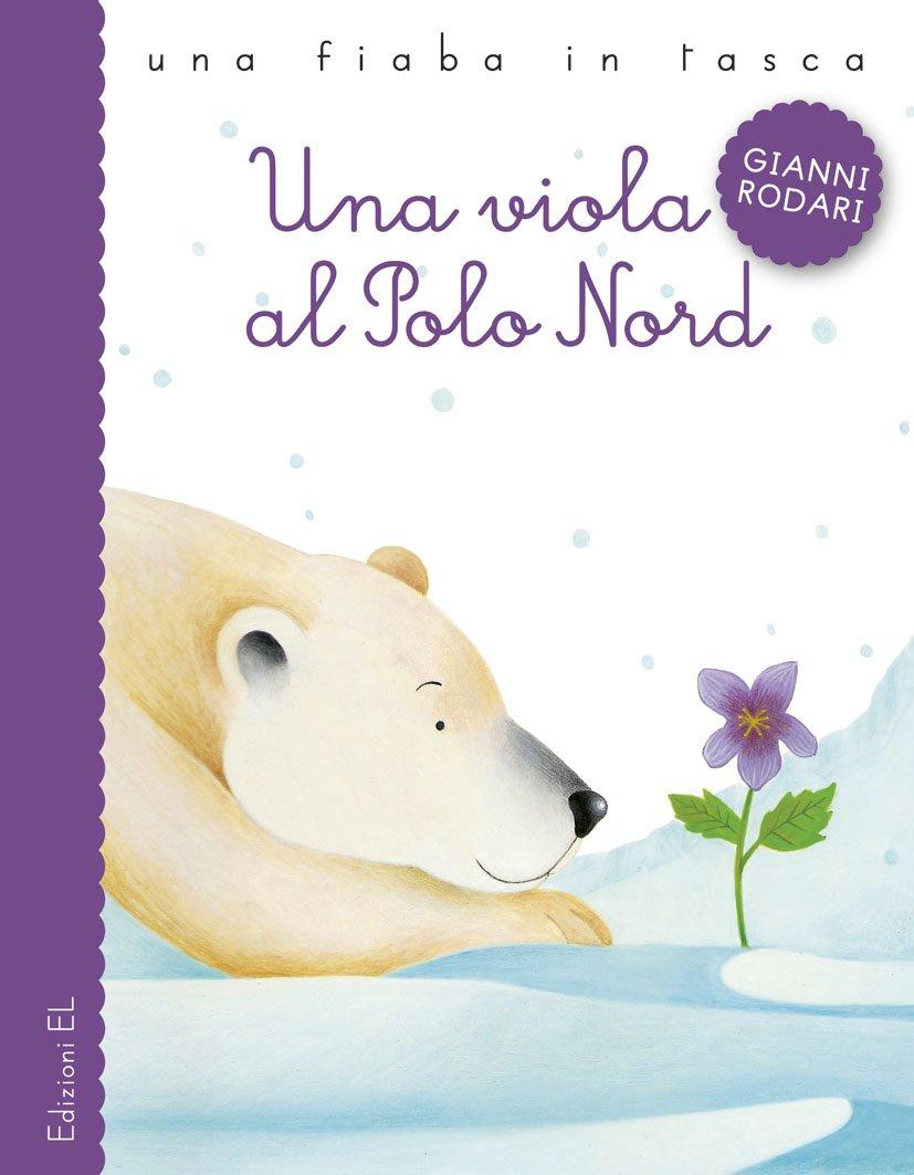 Una viola al Polo Nord