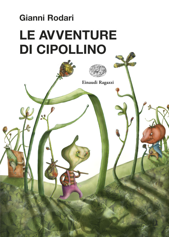 Le avventure di Cipollino