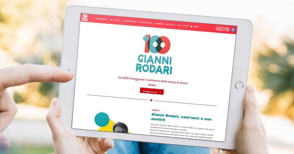 Centenario Gianni Rodari sito | 100 Gianni Rodari