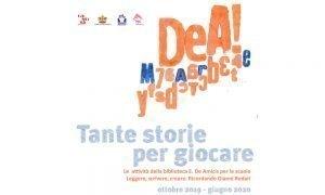 Biblioteca De Amicis di Genova Tante storie per giocare