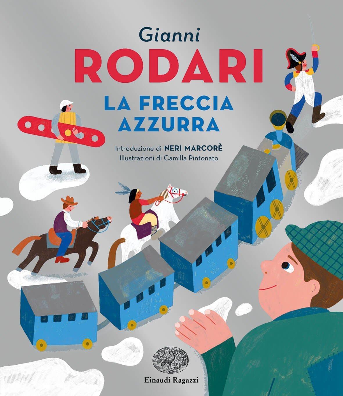 La-Freccia-Azzurra-RodariPintonato-Einaudi-Ragazzi-9788866565574