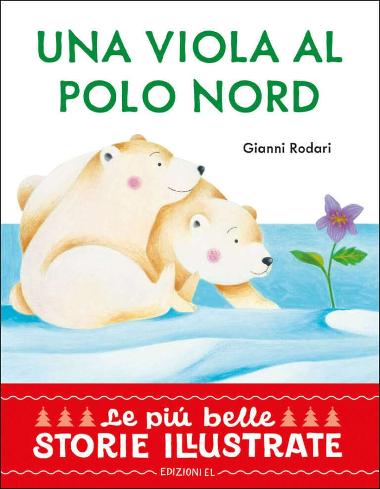 Una viola al Polo Nord | Gianni Rodari