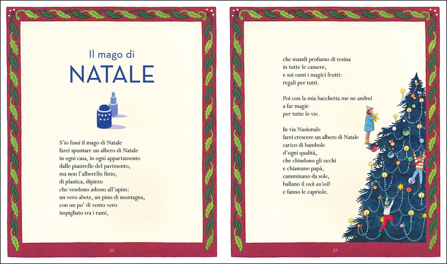 Poesia Natale Rodari.Sotto L Albero C E Un Rodari Per Tutti Scommettiamo 100 Gianni Rodari